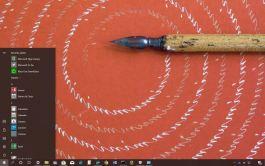 Fountain Pens theme for Windows 10