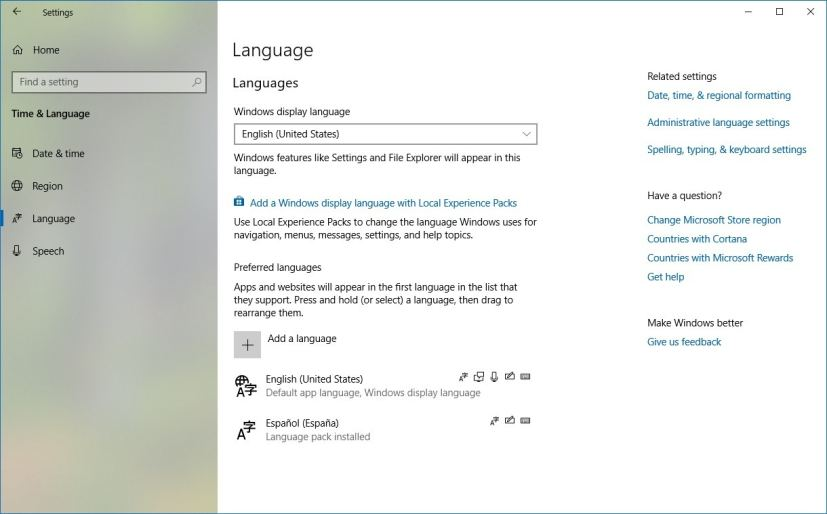 """Language"