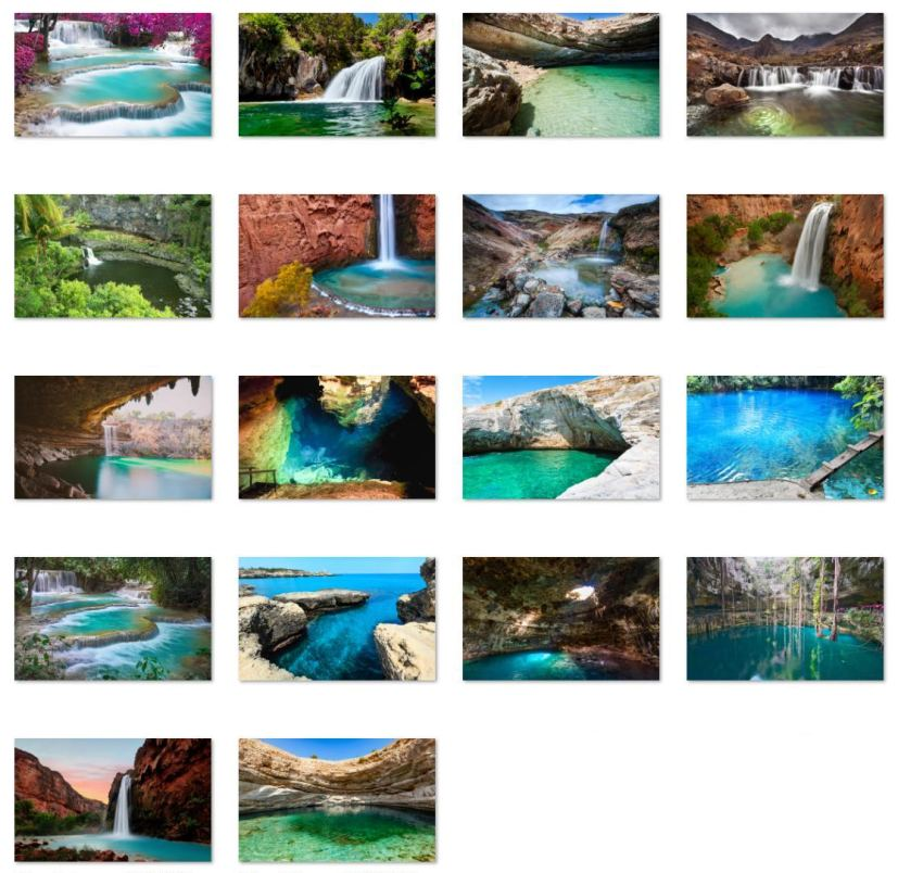 Swimming Holes wallpapers