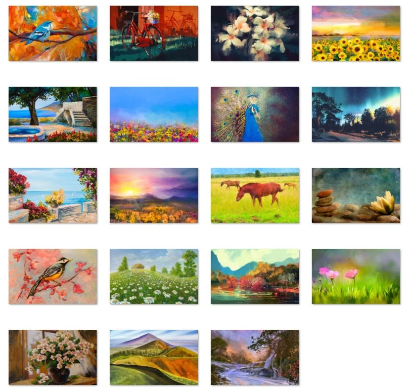 Artistic Endeavors wallpapers