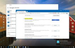 Enabling Chrome native notification support in Windows 10