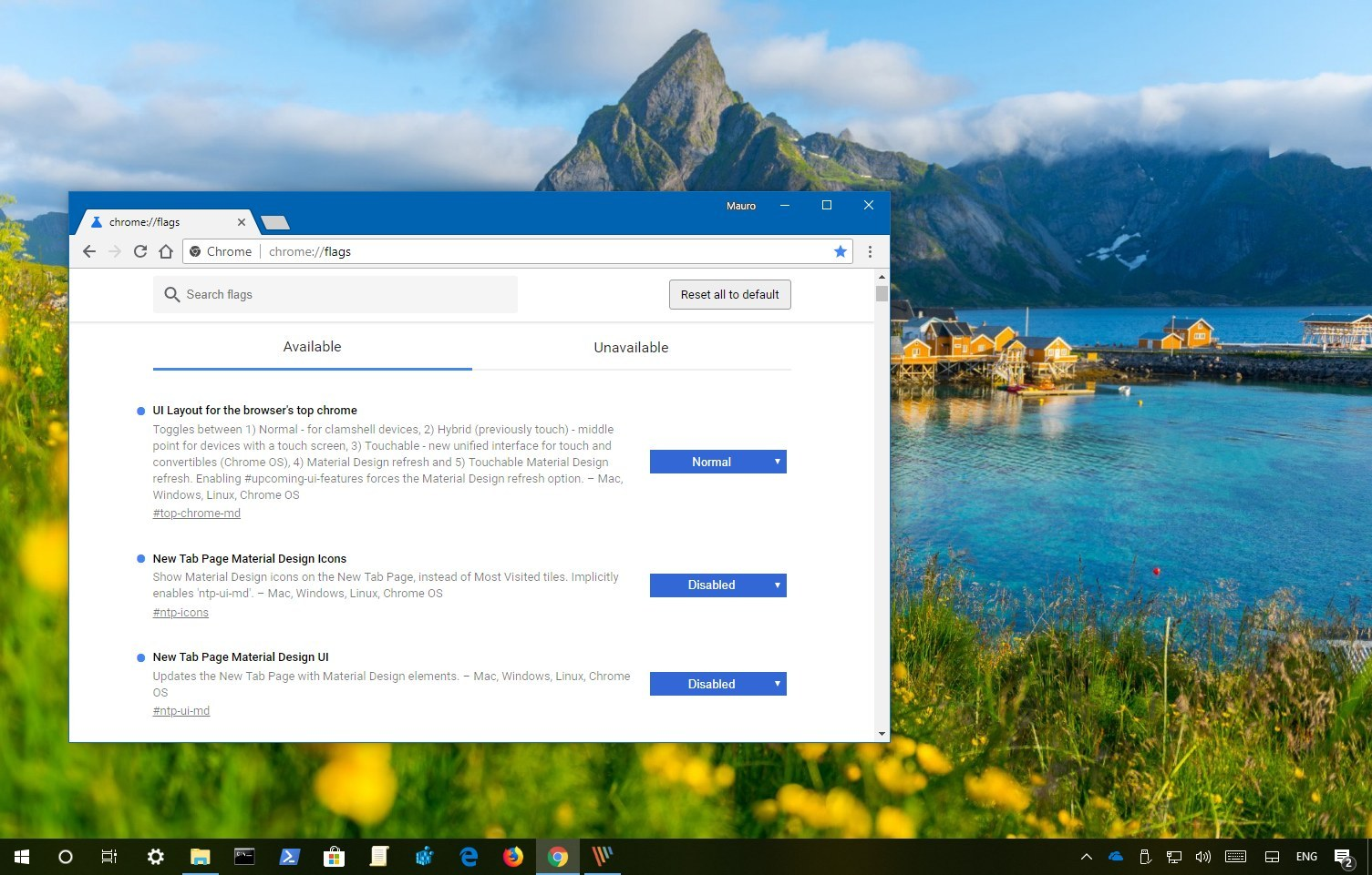 How to disable Chrome 69 new material design interface • Pureinfotech