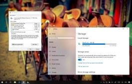 Windows 10 Disk Cleanup deprecation