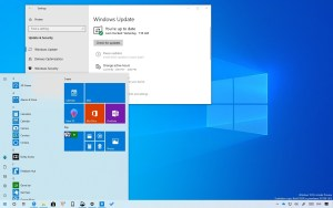 Windows 10 version 1903, April 2019 Update