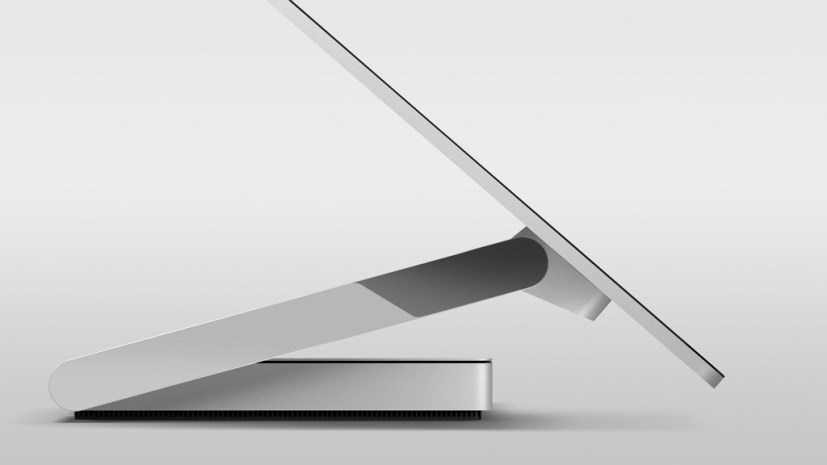 Surface Studio 2 Zero Gravity hinge