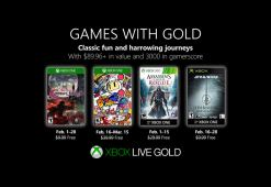 Xbox Games with Gold for February 2019