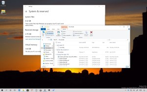 Windows 10 version 1903 hidden features
