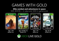 Xbox free games for April 2019
