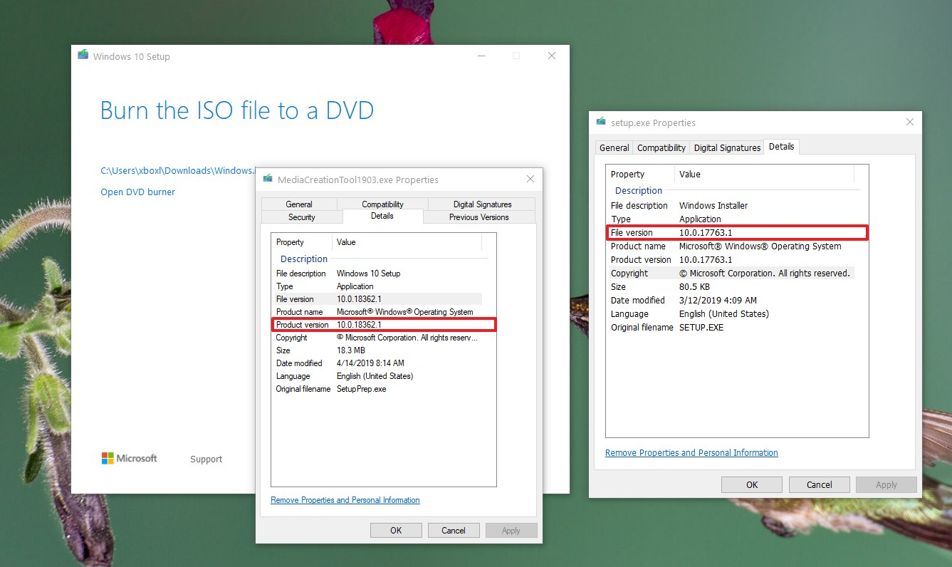 Msdn Iso Windows 10 1903 Windows 10 version 1903 ISO ready for