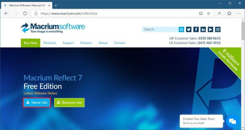 Macrium Reflect home edition download