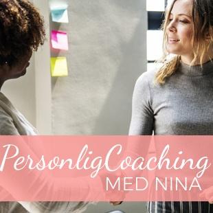Gledes 1:1 Personlig Møte Coaching Med Nina