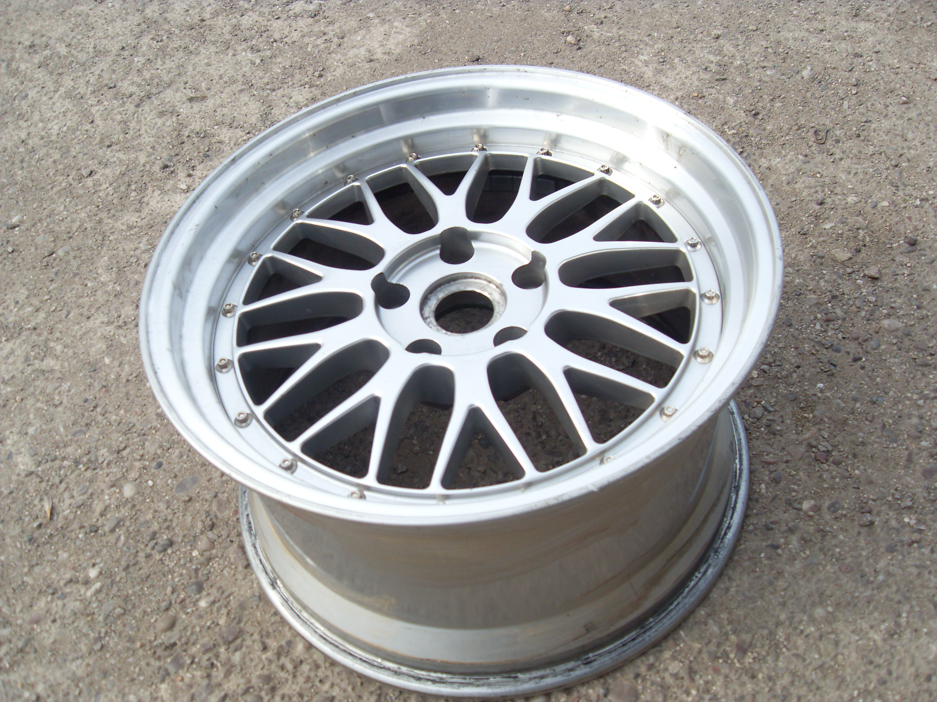 BBS LM Split Rims For BMW M Coupe