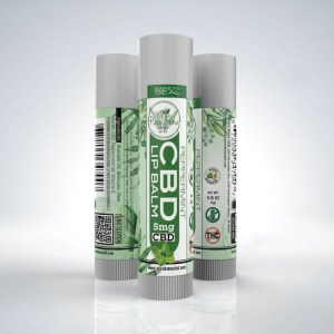 CBD lip Balm – Strawberry