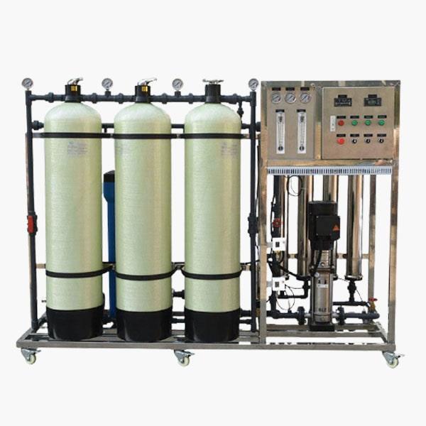 6000 GPD Reverse Osmosis (RO) Plant