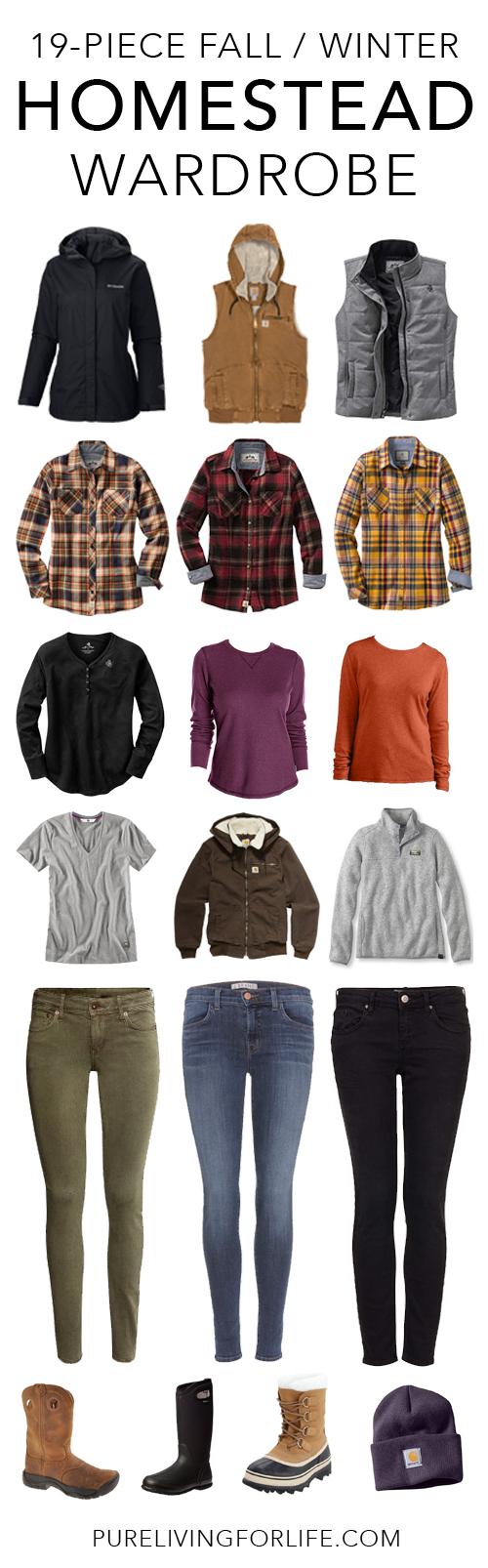 how to dress warm