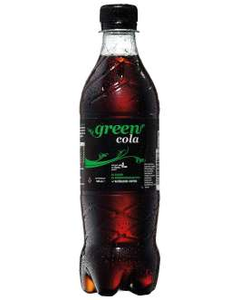 Green Cola 500ml PET