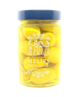 Melies Green Olives 280g
