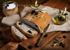 1. Olivenbrot Mediterran Rezept jetzt backen