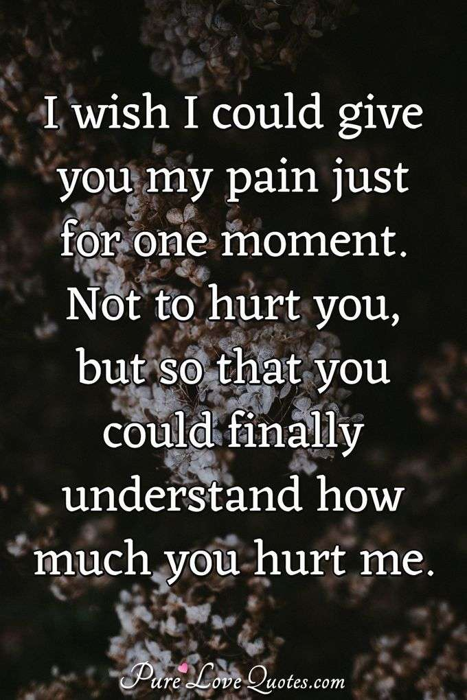 Love Hurts Quotes For Her : hurts, quotes, Funny, Hurts, Quotes, Manny, Quote