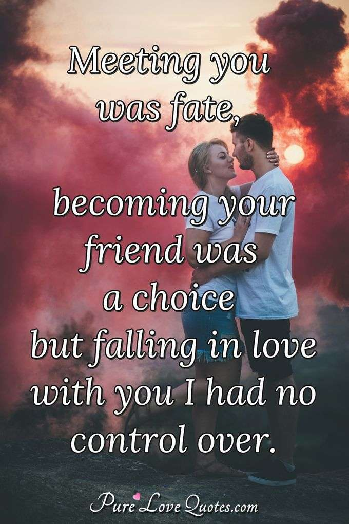 You Came Into My Life Unexpectedly Quotes : unexpectedly, quotes, Became, Life., PureLoveQuotes