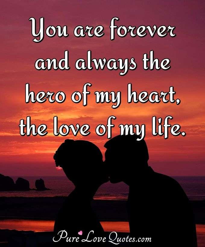 Forever True Love Quotes : forever, quotes, Forever, Quotes, PureLoveQuotes