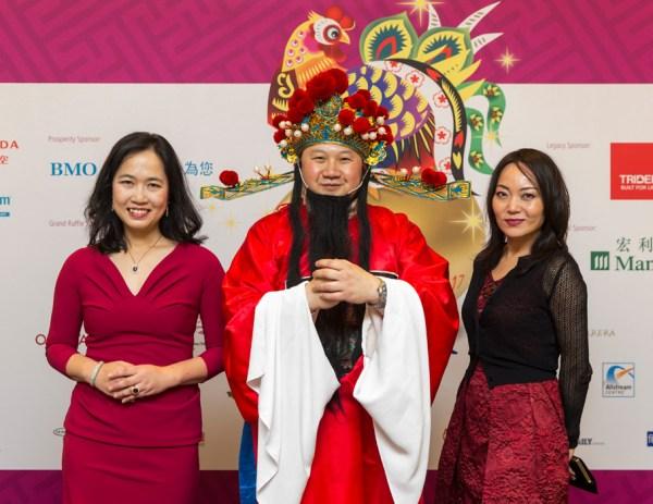 「龍宴」 商家政界逾千人迎雞年
