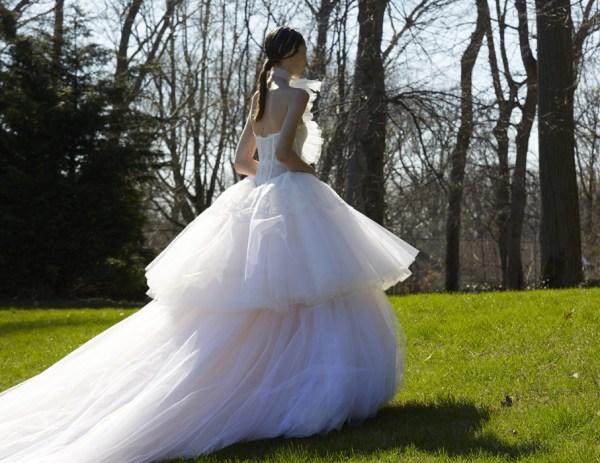 婚紗女王 Vera Wang,全球女子最愛的婚紗品牌