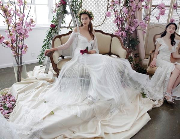 純潔、神聖是嫁裝