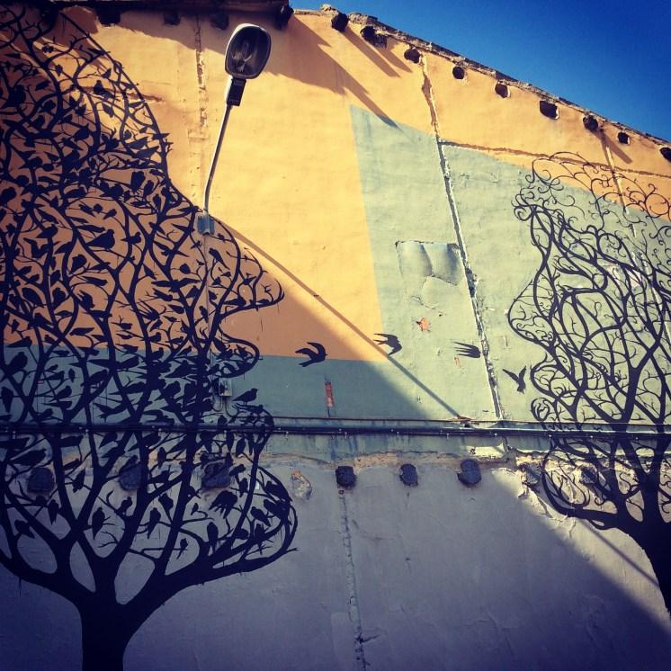 Clot Street Art