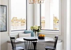 You Need To Know The 10 Best Modern Breakfast Nook Ideas 1
