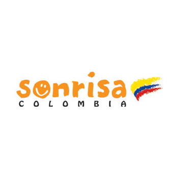 Sonrisa Colombia logo by Purely Pacha