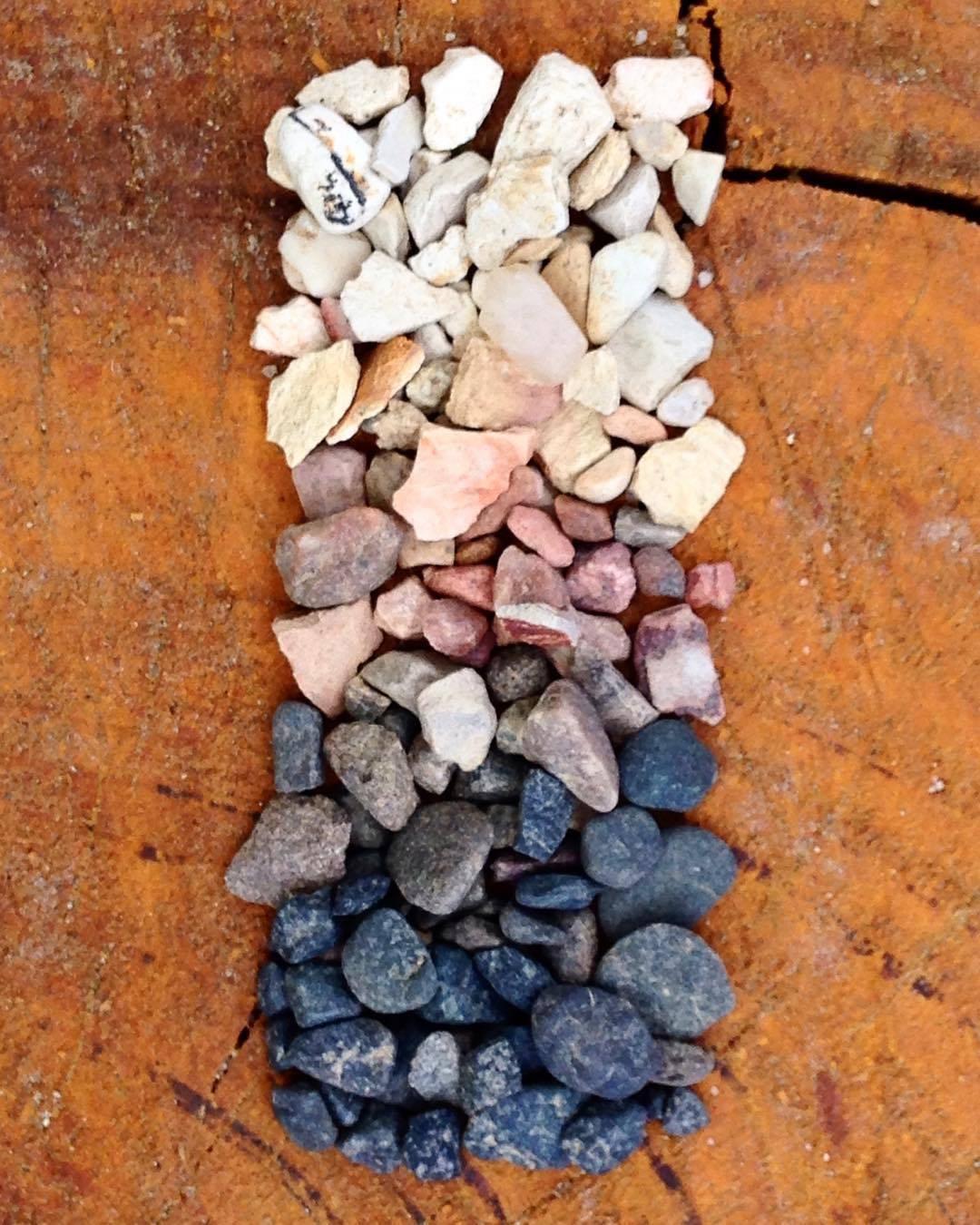 Ombre Rocks