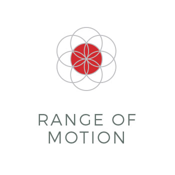 template logo range of motion