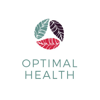 template logo optimal health