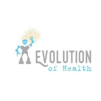 template logo evolution of health