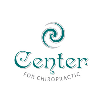 template logo center for chiro
