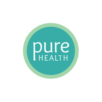 template logo pure health