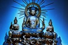 MFA Buddhist Temple Room