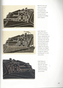 Polystyrene print