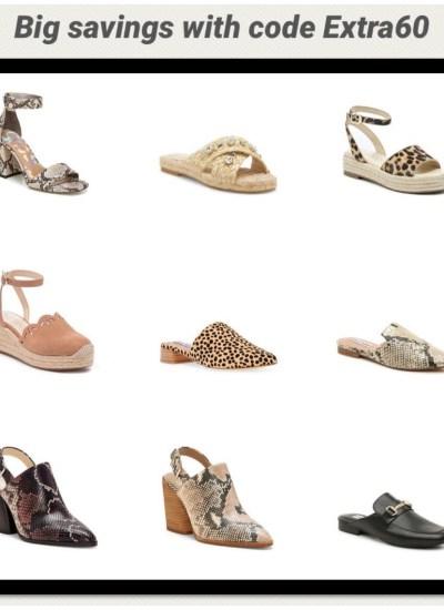 Huge Shoe Sale still going strong!