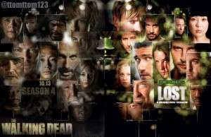 WalkingdeadANDLOST