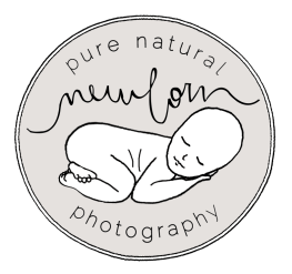 pure natural newborn LOGO trans