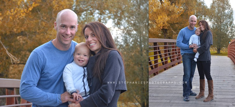 fall lifestyle family portrait session changing colours leaves forest arboretum experimental farm rideau canal hartwell locks ottawa ontario duck pond wood bridge