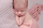 baby Lou Anne was 13 days new