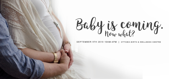 Baby is Coming. Now What? Event