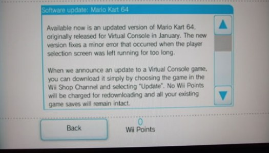 Mario Kart update!!!