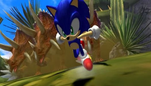 New Sonic Screens