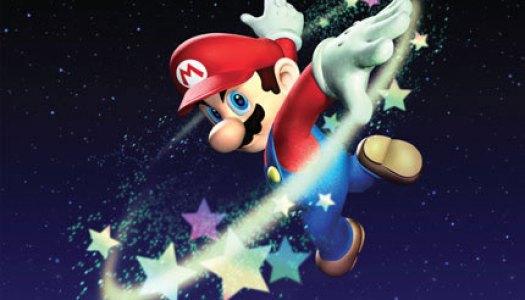 Voice of Mario Talks Galaxy!