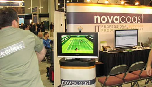 Wii Infiltrates Novell Conference