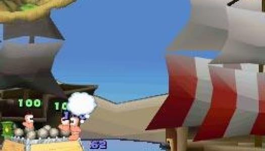 Worms: Open Warfare 2: DS